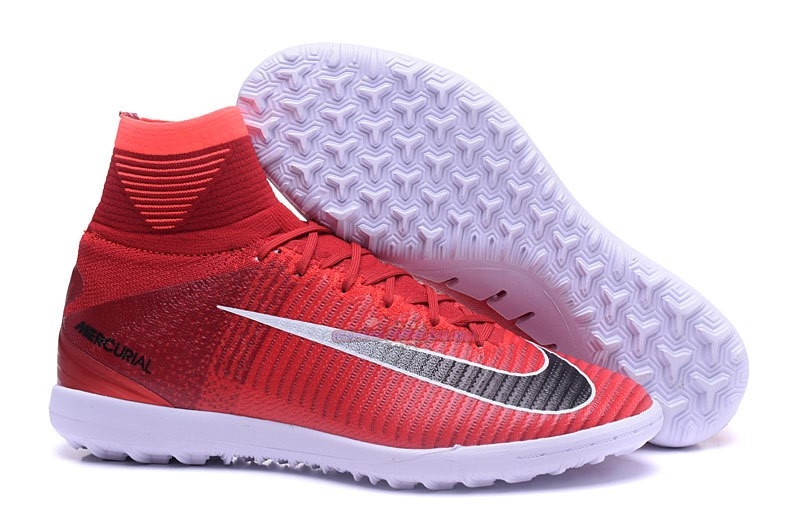 Ventes Nike MagistaX Proximo II TF Rouge Noir