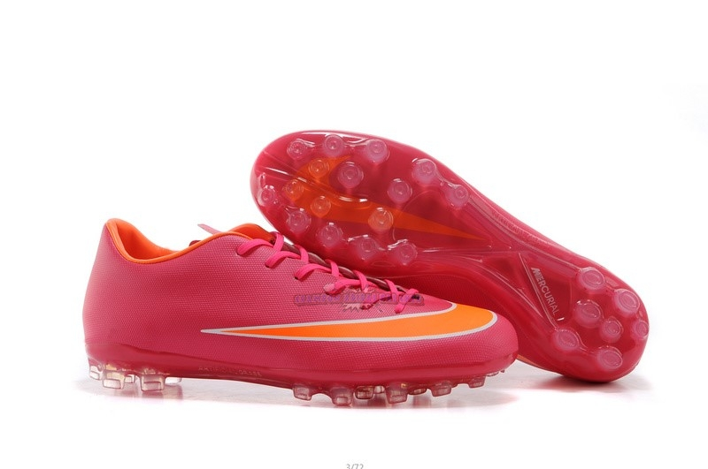 Ventes Nike Mercurial X Vapor AG Rose Orange