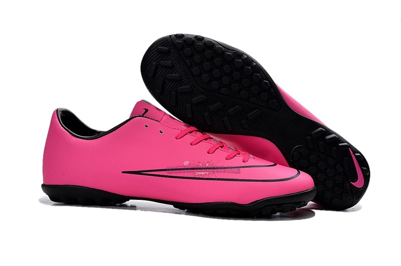 Ventes Nike Mercurial X Victory Enfant TF Rouge