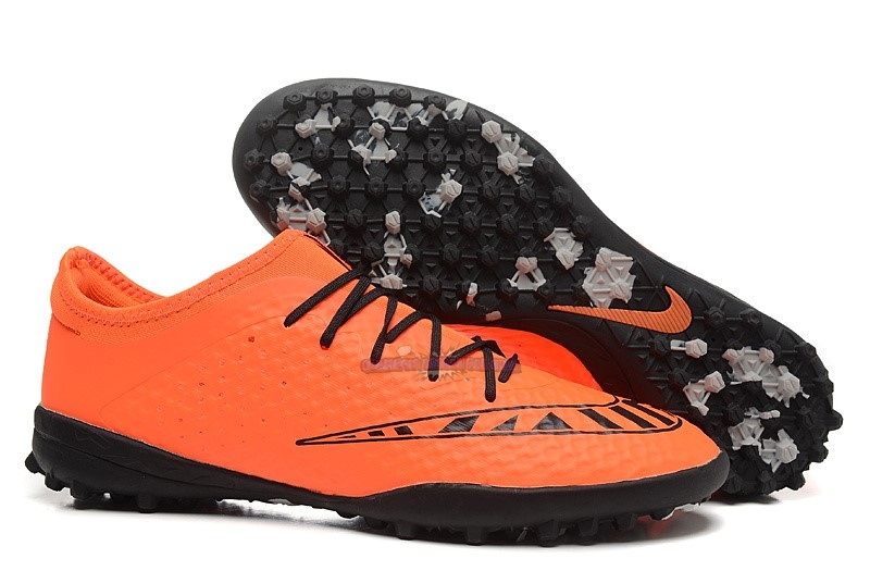 Ventes Nike MercurialX Finale TF Orange Noir
