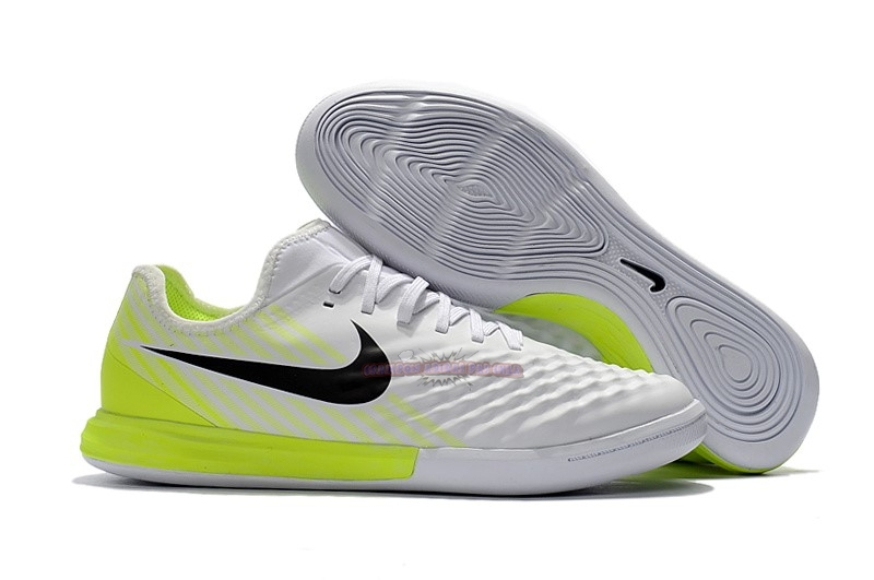 Ventes Nike MagistaX Finale II IC Blanc