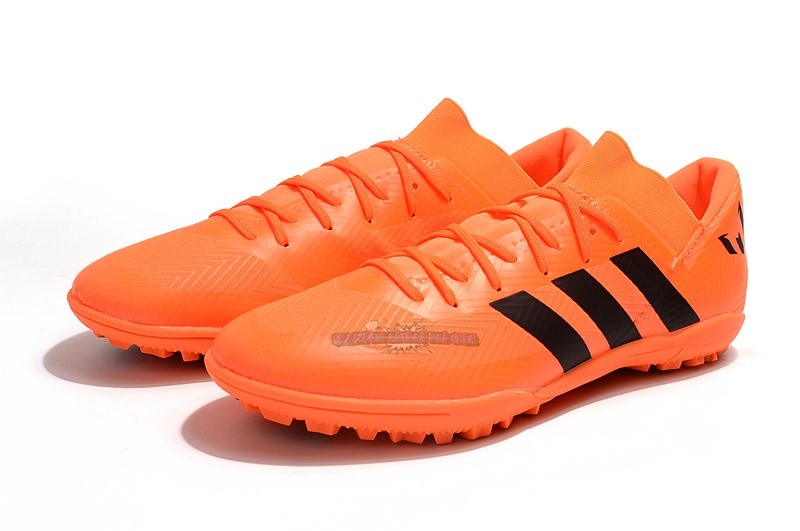 Ventes Adidas Nemeziz Messi Tango 18.3 TF Orange