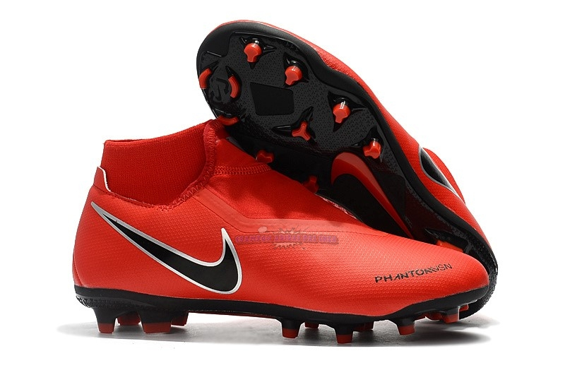Ventes Nike Phantom Vision Elite DF FG Rouge