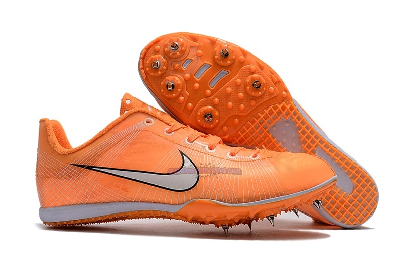 Ventes Nike Sprint Spikes Shoes SG Orange