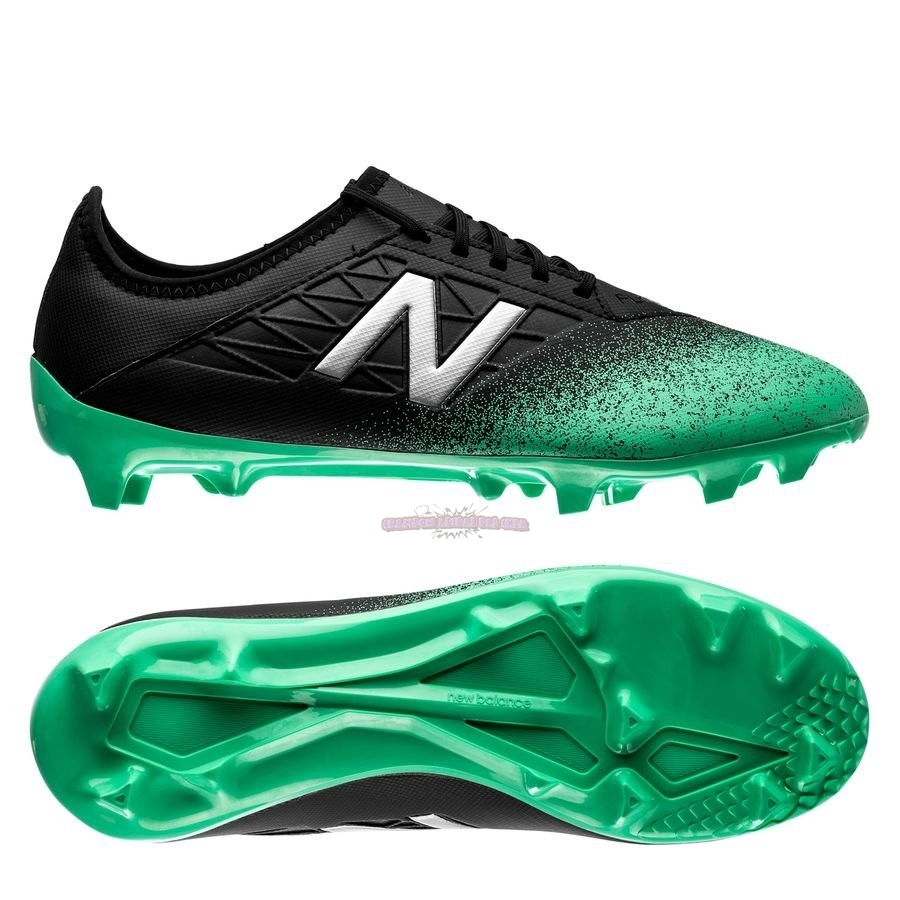 Ventes New Balance Furon 5.0 Dispatch FG Vert Noir
