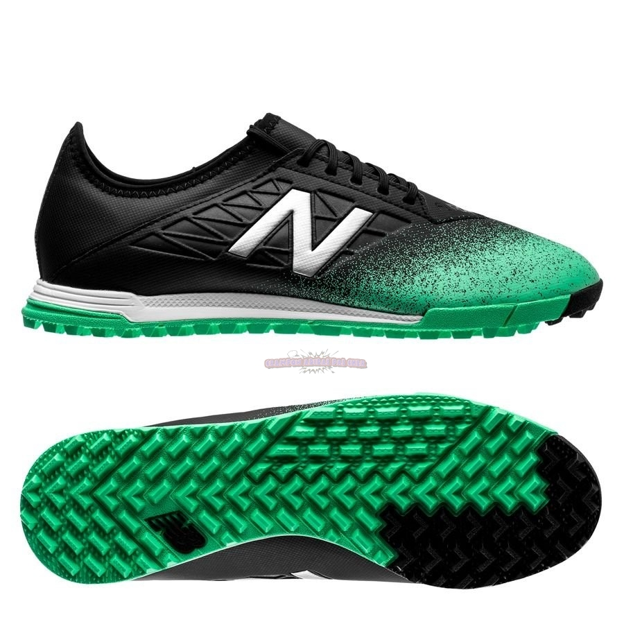 Ventes New Balance Furon 5.0 Dispatch TF Noir Vert