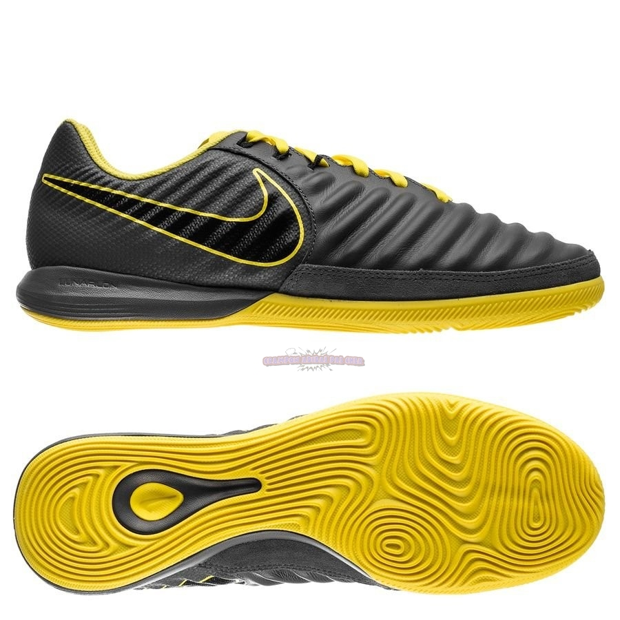 Ventes Nike Lunar Legend VII Pro IC Game Over Jaune Noir