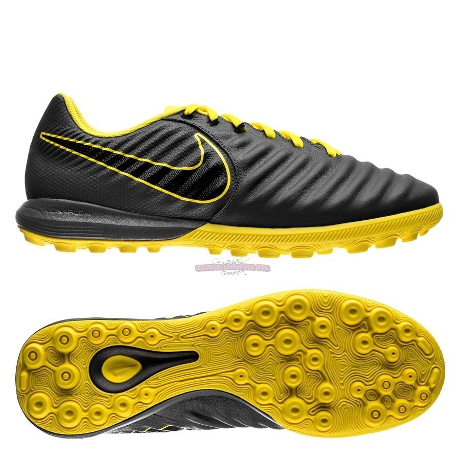 Ventes Nike Lunar Legend VII Pro TF Game Over Noir Jaune