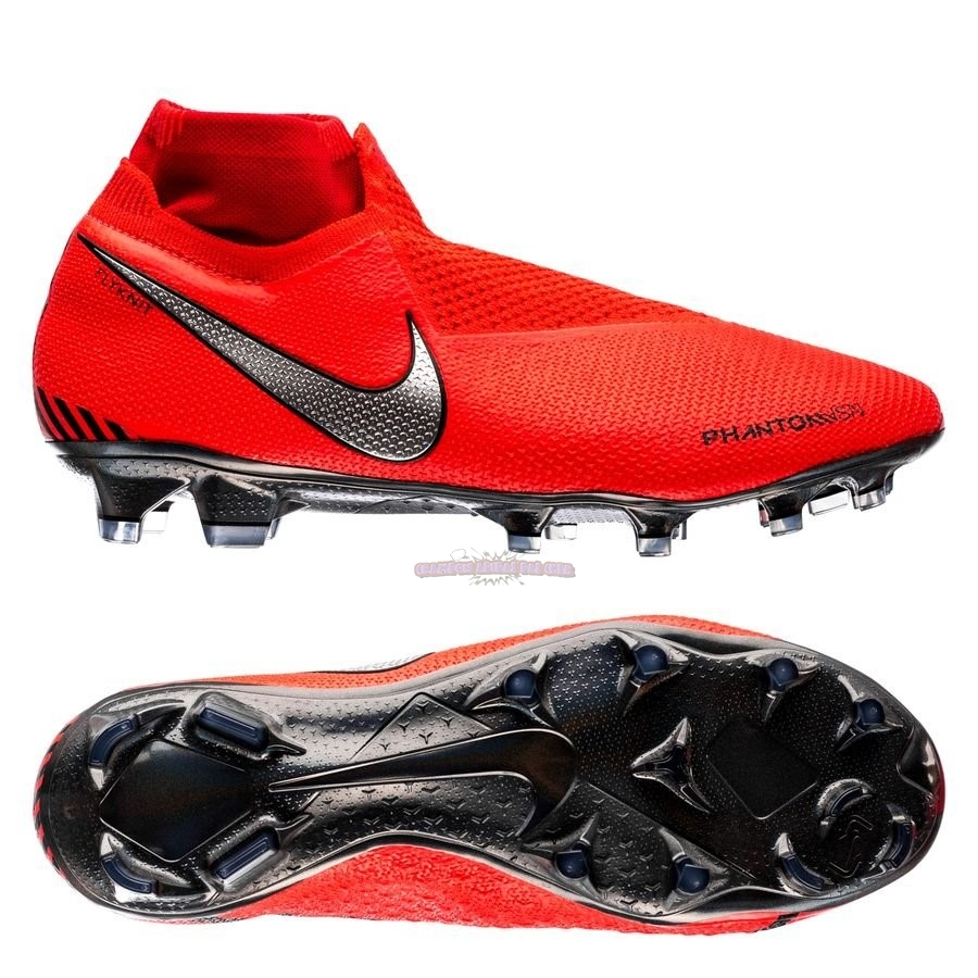Ventes Nike Phantom Vision Elite DF FG Game Over Rouge