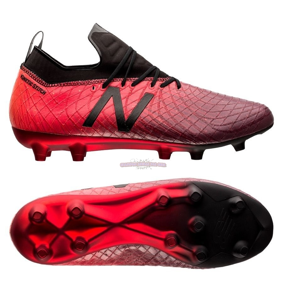 Ventes New Balance Tekela 1.0 Pro FG Lite Shift Rouge