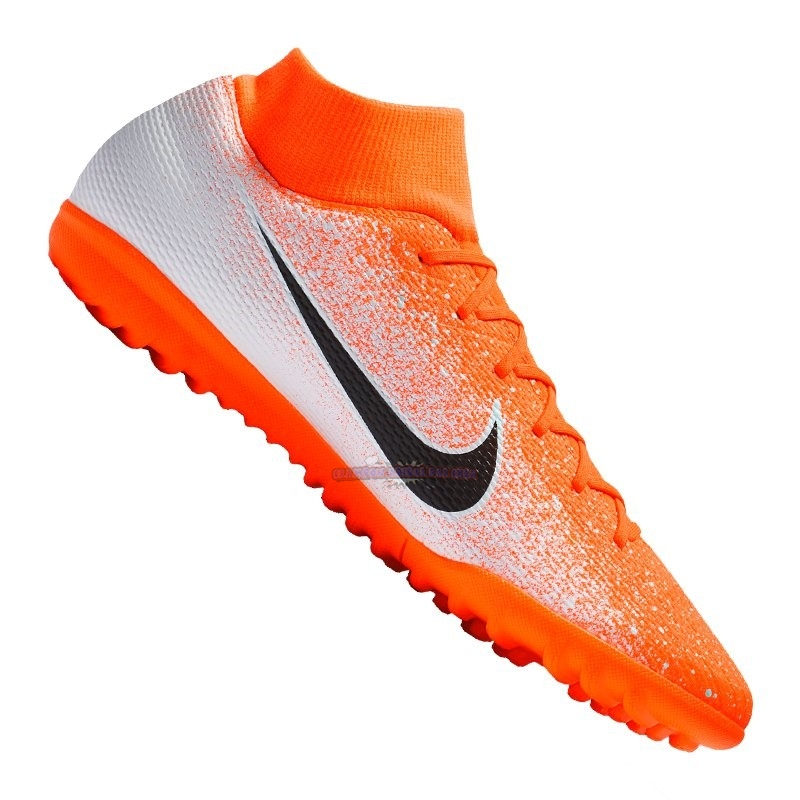 Ventes Nike Mercurial SuperflyX VI Academy TF Orange