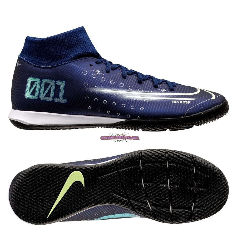Ventes Nike Mercurial Superfly 7 Academy IC Marine
