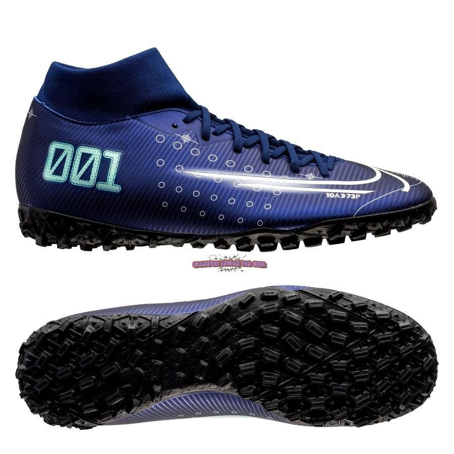 Ventes Nike Mercurial Superfly 7 Academy TF Pourpre